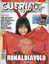 Guerin Sportivo.Natalia Estrada,Hoara Borselli,Marco Zamboni,Paola Saluzzi,iii