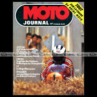 MOTO JOURNAL N°183 PHIL READ BRNO WERNER SCHWARZEL MICHEL ROUGERIE BONERA 1974