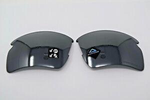 Brand New Authentic Oakley Flak 2.0 XL Replacement Lens Prizm Black Polarized