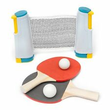 Table Tennis Ping Pong Rackets Paddles Blades Balls Instant Play Table Games DIY
