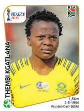2019 Panini Women's World Cup France Stickers #173 Thembi Kgatlana South Africa