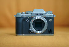 Fujifilm X-T3 26.1MP Digital Camera - Silver (Body Only)