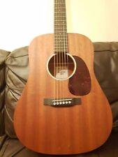 More details for martin dreadnought junior djr2e sapele electro-acoustic guitar