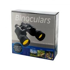 30X50 BINOCULARS WITH COMPASS AND CARRYING POUCH GREAT FOR OUTDOORS & SASQUATCH!