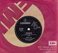BENNY HILL Ernie / Ting-A-Ling-A-Loo 45