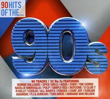 Various Artists - 90 Hits of the 90s / Various [New CD] UK - Import