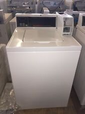 Swtt20Wn Coin Operated Speed Queen Commercial Washing Machine, Used