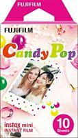 Fujifilm Instax Mini Candy Pop Film - 10 Exposures