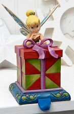 Jim Shore Tinker Bell Stocking Holder Pixie Treasures Disney Traditions 4023537