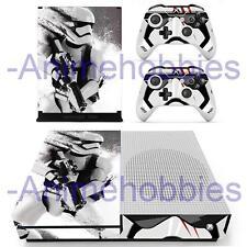 Xbox One S Slim Console Skin Star Wars Stromprooper Vinyl Decal Sticker