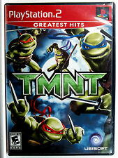 TMNT (PS2) Complete - Clean,Tested & Fast Shipping