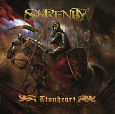 "SERENITY ""LionHeart"" CD 2017 Symphonic/Progressive Power Metal; kamelot revamp"