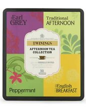 Twinning Afternoon Tea Collection  - 4 different flavours