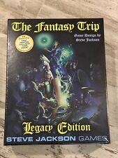 The Fantasy Trip / Legacy Kickstarter Exclusive Edition / Steve Jackson Games