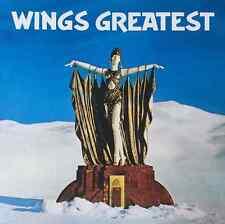 WINGS - Wings Greatest (LP) (VG/VG)