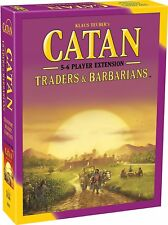 Catan Traders & Barbarians 5-6 Player 5th Edition Extension Game Catan Studio