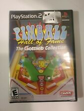 Pinball Hall of Fame Gottlieb Collection Sony PlayStation 2  PS2  BRAND NEW
