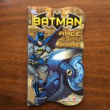 DC Comics Batman Hard page Book New AS IS
