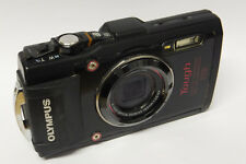 Olympus tough TG-4 Digitalkamera C-Ware TG4 Fachhändler schwarz +16GB