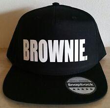 BLONDIE BROWNIE Snapback Fashion PRINTED Snapback Caps Hip-Hop Hats RAPPER-1 hat