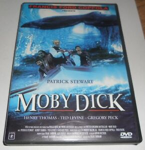 """dvd """"Moby Dick"""""""