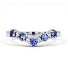 9 Carat White Gold Wedding Fine Rings