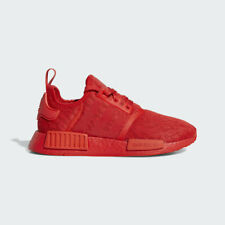 Adidas Originals Women's Red NMD_R1 Fashion Running Shoes FY7308
