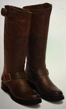 FRYE New Sundance Catalog Veronica Slouch Tall Boots Cognac Brown Women's Size10