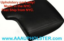 PVC Leather Black Console Lid Center Armrest Cover for Accord Honda 2013-2017