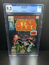 Star Wars Comic 1977 #4 CGC 9.2 Death Of Obi-Wan Kenobi