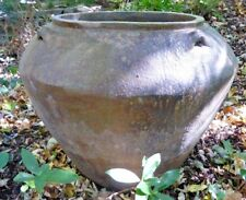 EX SHOWROOM THAI HAND MADE LARGE GLAZED OUTDOOR GARDEN POT URN 64 CM HIGH