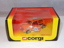 Corgi MINI 1000 - ultra rare orange colour - 201