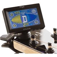 Accordeur Chromatique Automatique Multifonction avec Ecran Tactile Rechargeable