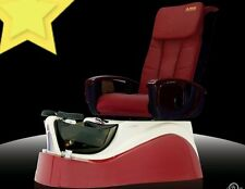 NEW Commercial Pedicure Spa Massage Chair Foot Spa USA Designer Manufacturer