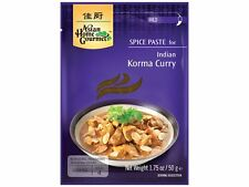 De indio Korma Curry Paste especias >con Receta< Cocinar hecho fácil