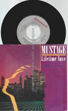 "7"" MUSTAGE LIFETIME LOVE"