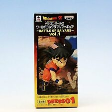 Dragon Ball Z Super WCF World Collectible Figure Battle of Saiyans Vol.1 - Goku