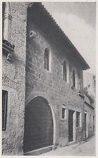 D4195 Croazia - Parenzo - La Casa dei due Santi - Stampa d'epoca - 1942 print