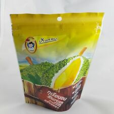 CRISPY FREEZE DRIED FRUIT DURIAN HEALTHY SNACK PREMIUM 100% NATURAL 40G.