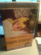 TEMPO D' AMORE Rosamond Lehmann Mondadori  Collana Pavone 1961
