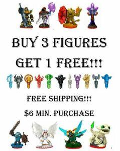 Skylanders Trap Team Figures and Traps - Buy 3 Get 1 Free - $6 Minimum Purchase