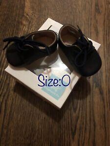 infant shoes size 0