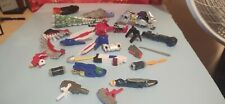 power rangers / transformers and other parts & accessories lot