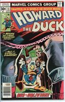 Howard the Duck 1976 series # 11 very fine comic book