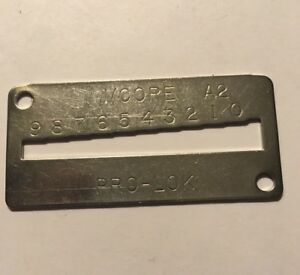 SFIC IC Core Key Gauge for Best Type A2