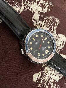 Pulsar watch Pepsi dial vintage