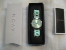 AVON~Mint (Light Green) Silicone Watch - New