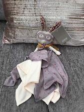 Mamas & And Papas Superhero Pop Soft Toy rabbit comforter blankie blanket bunny