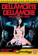 DELLAMORTE DELLAMORE - DVD - REGION 2 UK