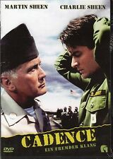 Cadence , Uncut , DVD , new and sealed , Charlie Sheen , Martin Sheen